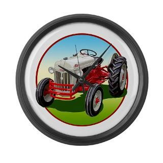 Ford Tractor Clock  Buy Ford Tractor Clocks