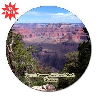 Grand Canyon 13 3 Lapel Sticker (48 pk) for $30.00