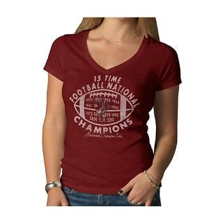 Alabama Crimson Tide 47 Brand Womens Red 2012 BCS for $37.99