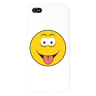 Smiley Face iPhone Cases  iPhone 5, 4S, 4, & 3 Cases