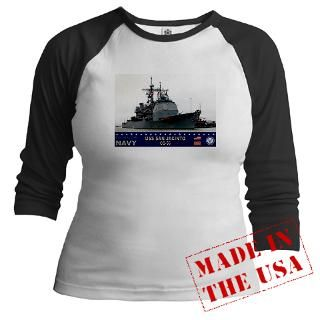 USS San Jacinto CG 56 Guided Missile Cruiser : USA NAVY PRIDE