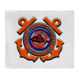 US Coast Guard Anchors Stadium Blanket for $59.50
