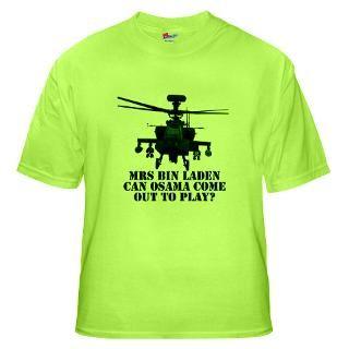 Apache AH 64 US Patriotism T Shirt  Military T Shirts War T Shirts