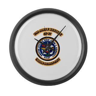 US   NAVY   USS John F Kennedy   CV 67 Large Wall for $40.00