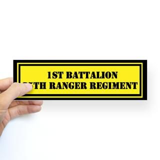 Us Army Ranger Stickers  Car Bumper Stickers, Decals