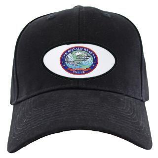 uss ronald reagan cvn 76 baseball hat