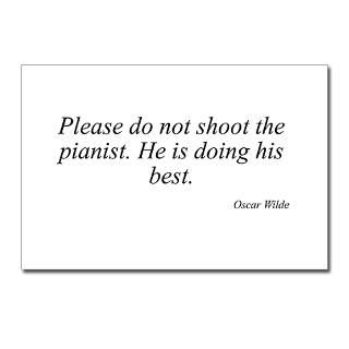 oscar wilde quote 82 postcards package of 8