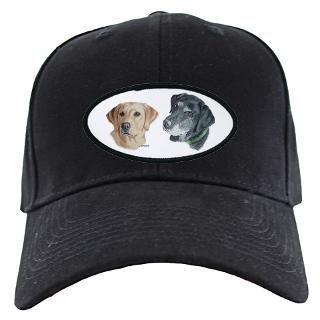 Hats & Caps  Labrador Art, Dog Portraits on Gifts & TShirts