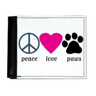 Peace Love Paws Design  Gifts for Pet Owners Animal Lovers