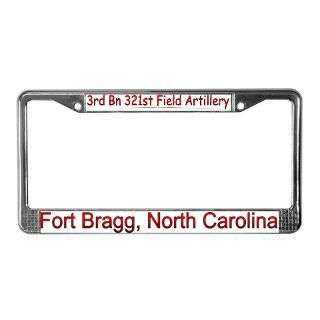 82Nd Airborne License Plate Frame  Buy 82Nd Airborne Car License
