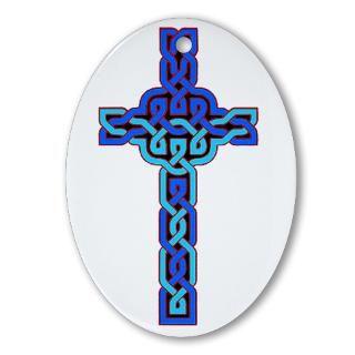Celtic Crosses Christmas Ornaments  Unique Designs