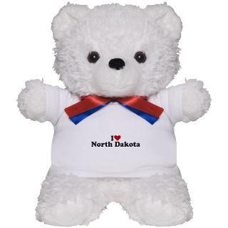 North Dakota Teddy Bear  Buy a North Dakota Teddy Bear Gift