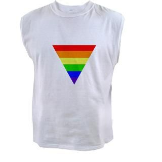 Rainbow Triangle Pride Wear  Lesbian & Gay Pride Gifts   Pride Events