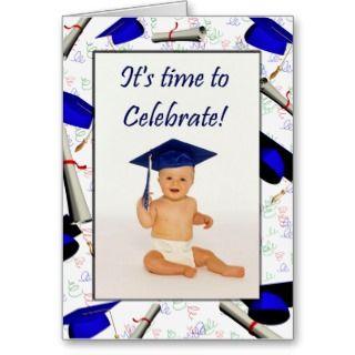 Graduation card / invitation