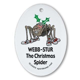 Christmas Spider Christmas Ornaments  Unique Designs