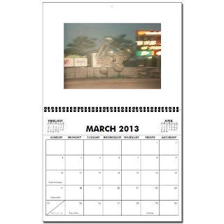 96 Smokin Joe Racing 2013 Wall Calendar by 96smokinjoe4