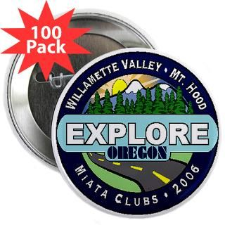 Gifts  Buttons  Explore Oregon 2.25 Button (100 pack)