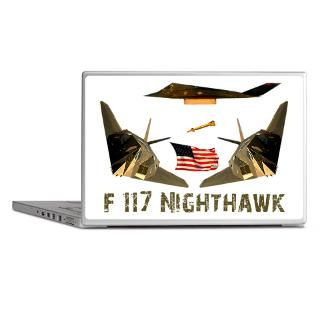 Air Force Gifts  Air Force Laptop Skins  F 117 Nighthawk Laptop