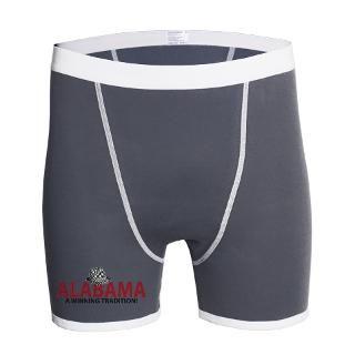 Alabama Gifts  Alabama Underwear & Panties  Alabama Boxer Brief