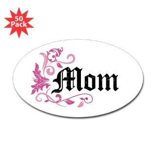 Mom Vintage announcement Mothers day t shirts and gifts
