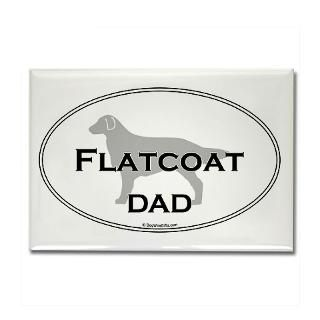 Flat Coated Retriever Magnet  Buy Flat Coated Retriever Fridge