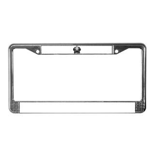 Jiu Jitsu License Plate Frame  Buy Jiu Jitsu Car License Plate