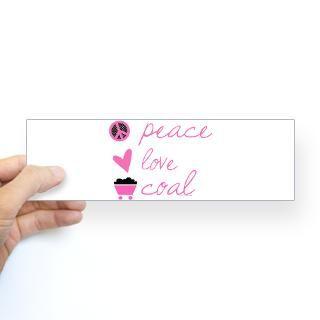 Peace Love Pit Bulls Stickers  Car Bumper Stickers, Decals