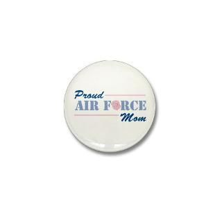 Proud Air Force Mom 2.25 Button (10 pack)