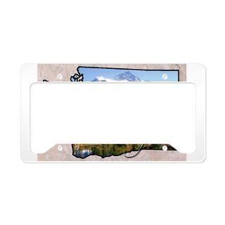 State Trooper License Plate Frame  Buy State Trooper Car License