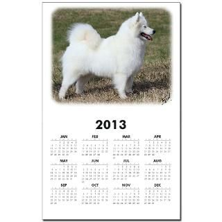 2013 Samoyed Calendar  Buy 2013 Samoyed Calendars Online