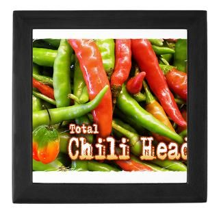 Total Chili Head  Chili Head Hot and spicy chili peppers