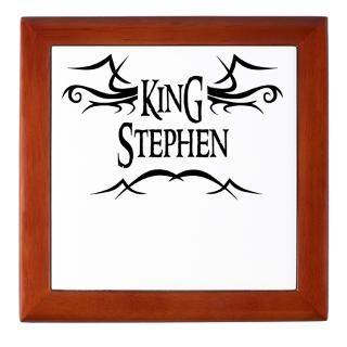 Stephen King Keepsake Boxes  Stephen King Memory Box