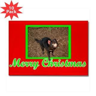 Aussie Christmas Cards & Gifts, Tasmanian Devil  MEGA CELEBRATIONS
