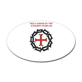 Knights Templar Cross with Thorn Crown  Old World Marketing