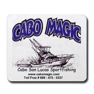 Cabo Magic Original 1999 Rectangle Magnet100 pack
