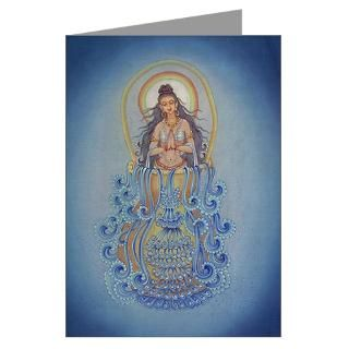 Hindu Goddesses Cards  Sanatan Society Indian Art Galleries