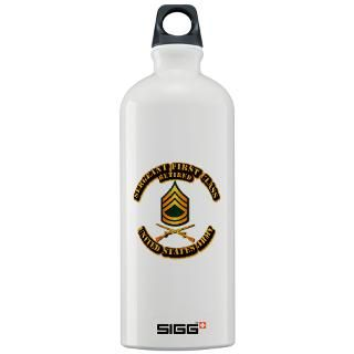 Army Rank Insignia Water Bottles  Custom Army Rank Insignia SIGGs
