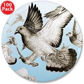 flying homer pigeons 3 5 button 100 pack $ 154 99