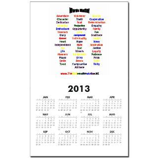 2013 Word Calendar  Buy 2013 Word Calendars Online