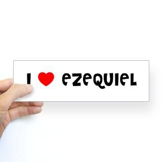 Love (Heart) Ezequiel Gifts & Merchandise  I Love (Heart) Ezequiel