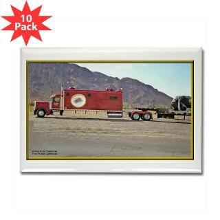 Southern Pride Trucking Magnet  Buy Southern Pride Trucking Fridge