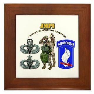 Jumpmaster Framed Art Tiles  Buy Jumpmaster Framed Tile