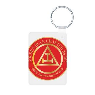 Golden Rule Chapter 167 Aluminum Photo Keychain