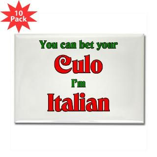 You Bet Your Culo Im Italian  Italian Things