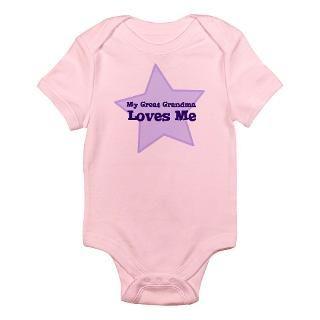 Love My Great Grandma Baby Bodysuits  Buy I Love My Great Grandma