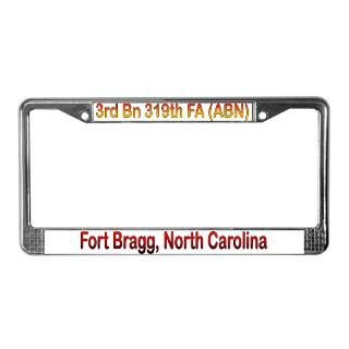 3Rd License Plate Frame  Buy 3Rd Car License Plate Holders