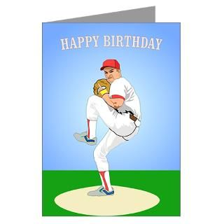 Baseball Birthday Greeting Cards  Buy Baseball Birthday Cards