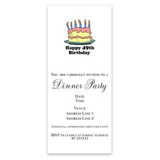 49Th Birthday Party Gifts & Merchandise  49Th Birthday Party Gift