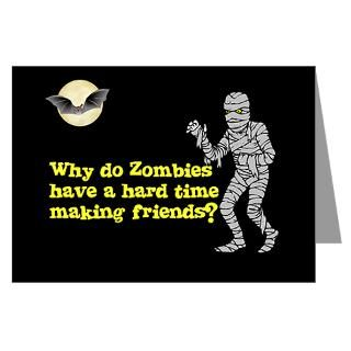 Zombie Birthday Greeting Cards  Buy Zombie Birthday Cards