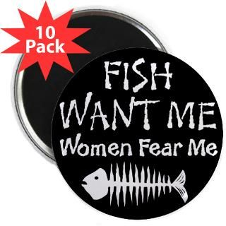 Women Want Me Fish Fear Me Gifts & Merchandise  Women Want Me Fish